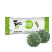 FitBites Apricot and spirulina energy balls