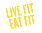 Yellow LiveFitEatFit