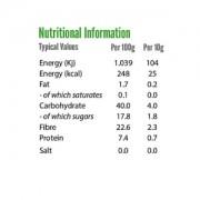 Blend 3 nutritional
