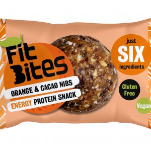 Fitbites Orange + Cacao Pack